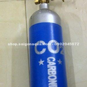 bán bình co2 thủy sinh - Bình co2 cho hồ thủy sinh