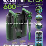 Máy lọc nước hồ cá - Lọc treo Up Aqua D-EX-600